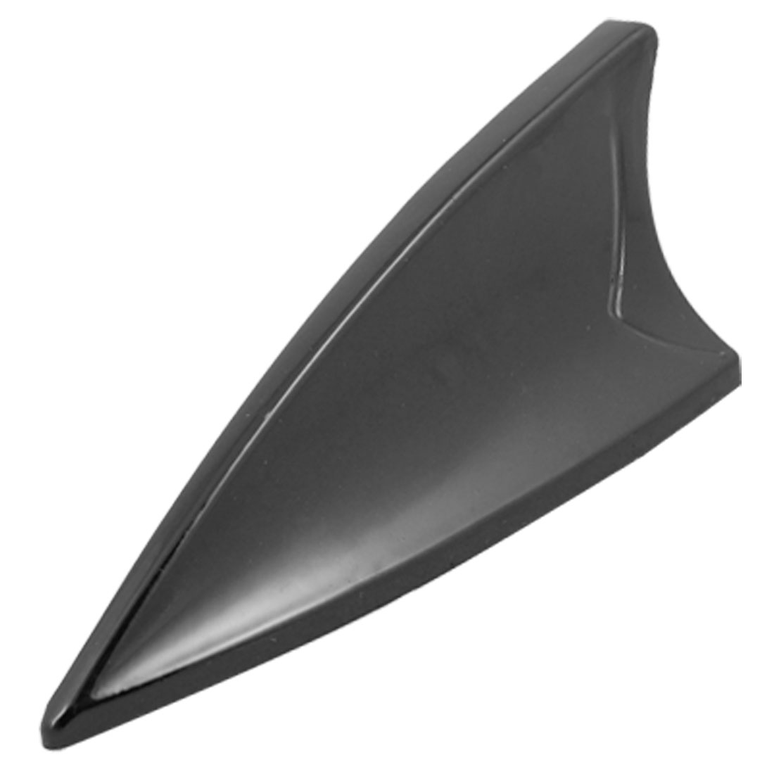 Car Auto Black Plastic Shark Fin Decorative Antenna