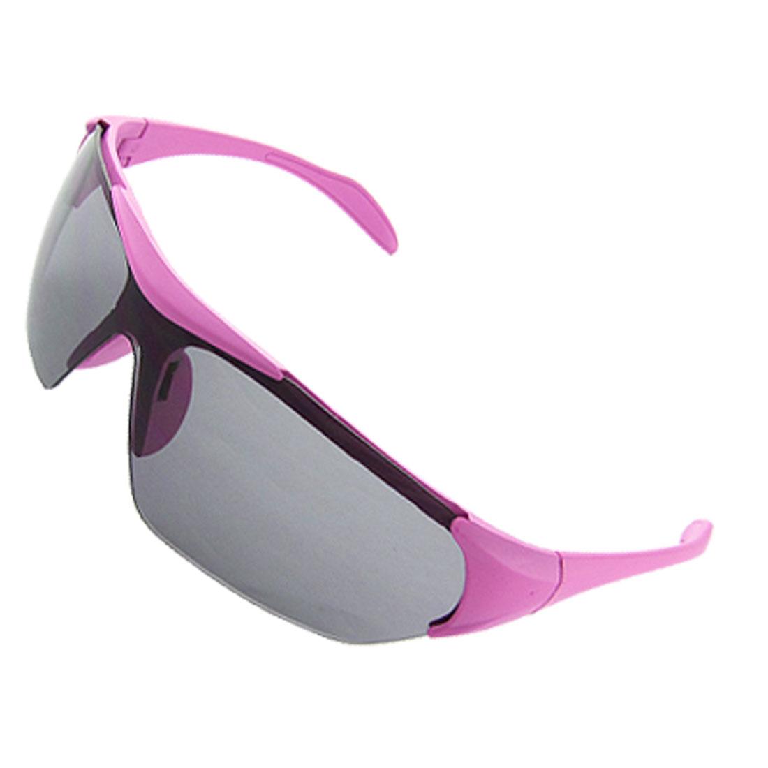 Black Pink UV Protection Children Sunglasses Glasses