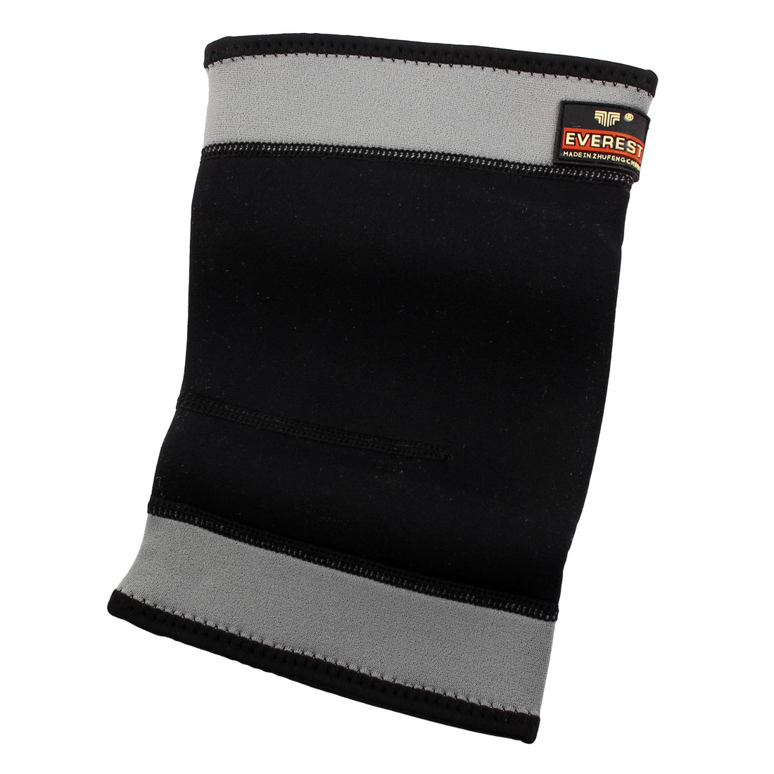 Black Neoprene Elbow Support Brace Elastic Wrap for Sports