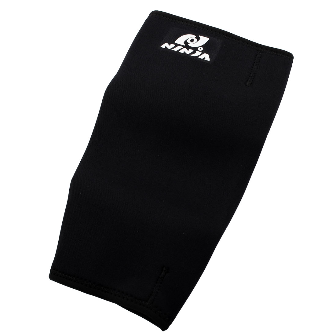 Black Elastic Soft Neoprene Sports Calf Support Brace