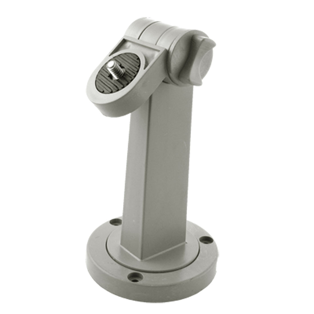 CCTV Security Camera Gray Plastic Wall Mounting Bracket