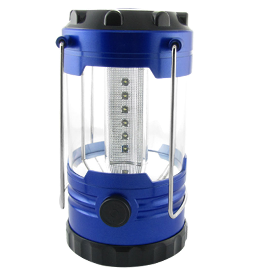 White Light 18 LEDs Portable Lamp Camping Adjustable Lantern