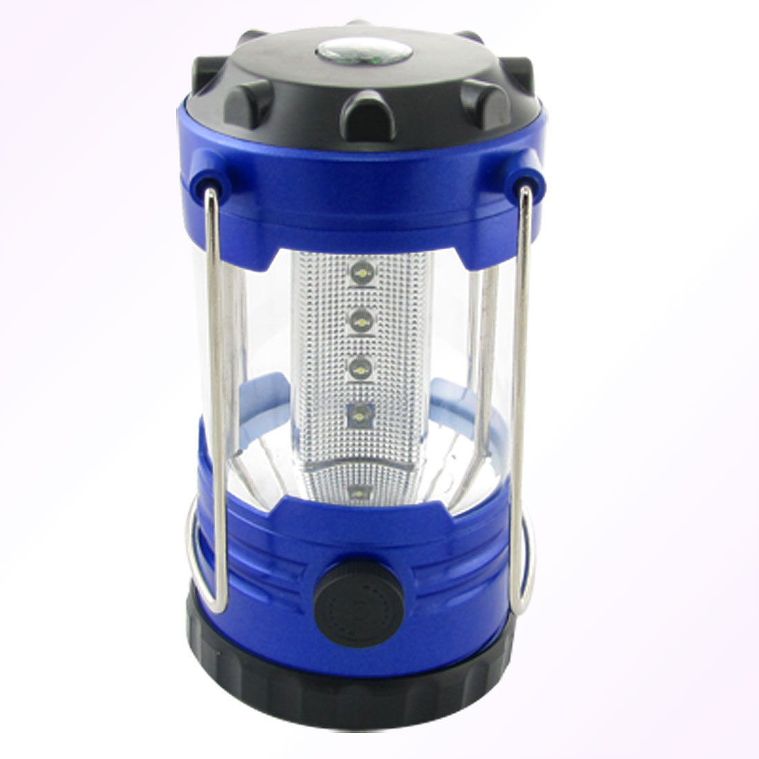 Camping Bivouac LED Adjustable White Lighting Tote Lantern Lamp