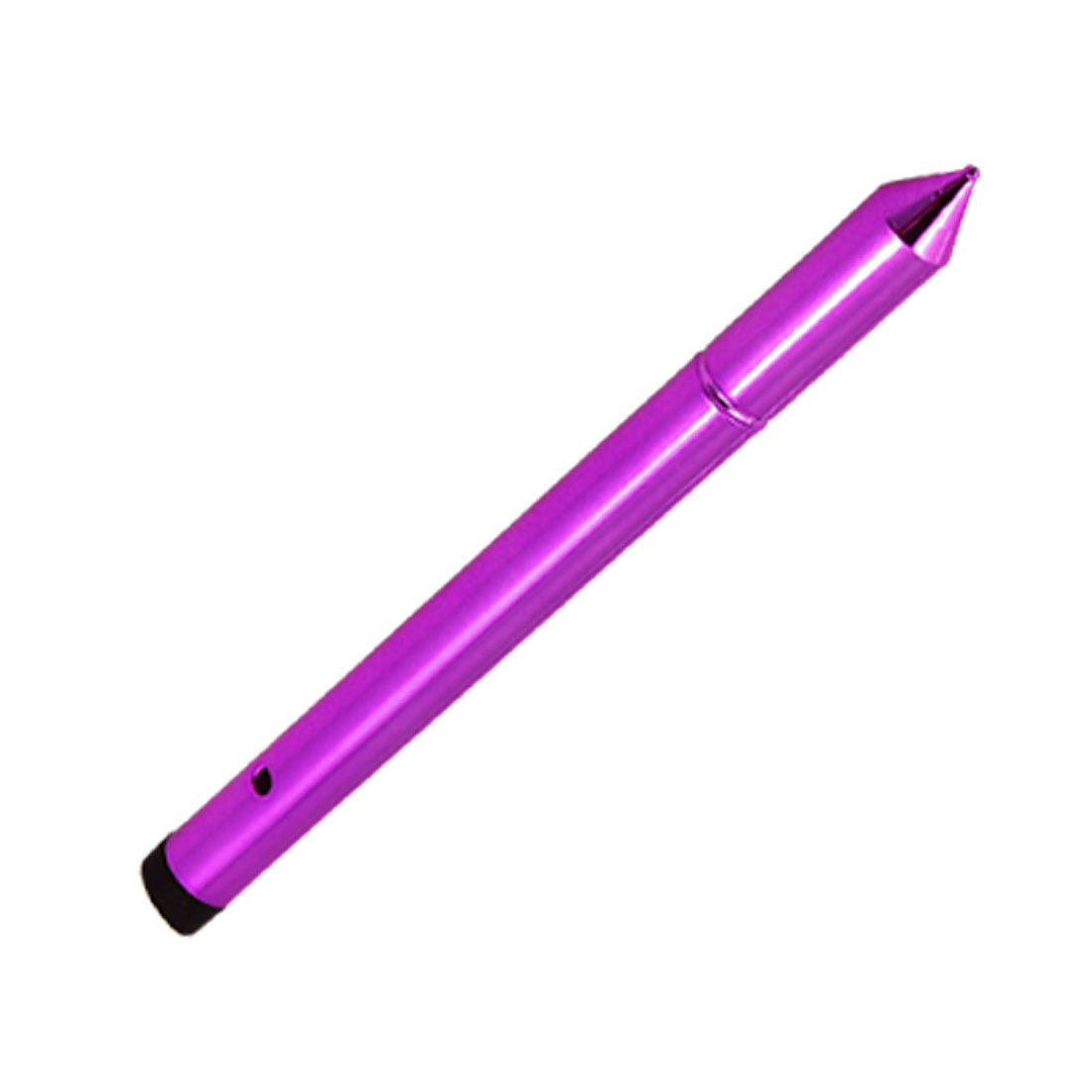 Notebook Purple Chrome Screen Stylus Touch Pen