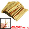 10cm Length Gold Tone Candy Gift Wrapper String Decor