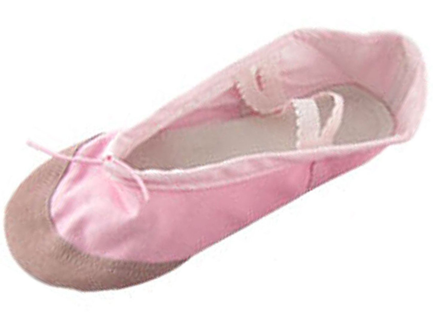 US Size 5.5 Pink Flat Shoes Dancing Ballet for Ladies