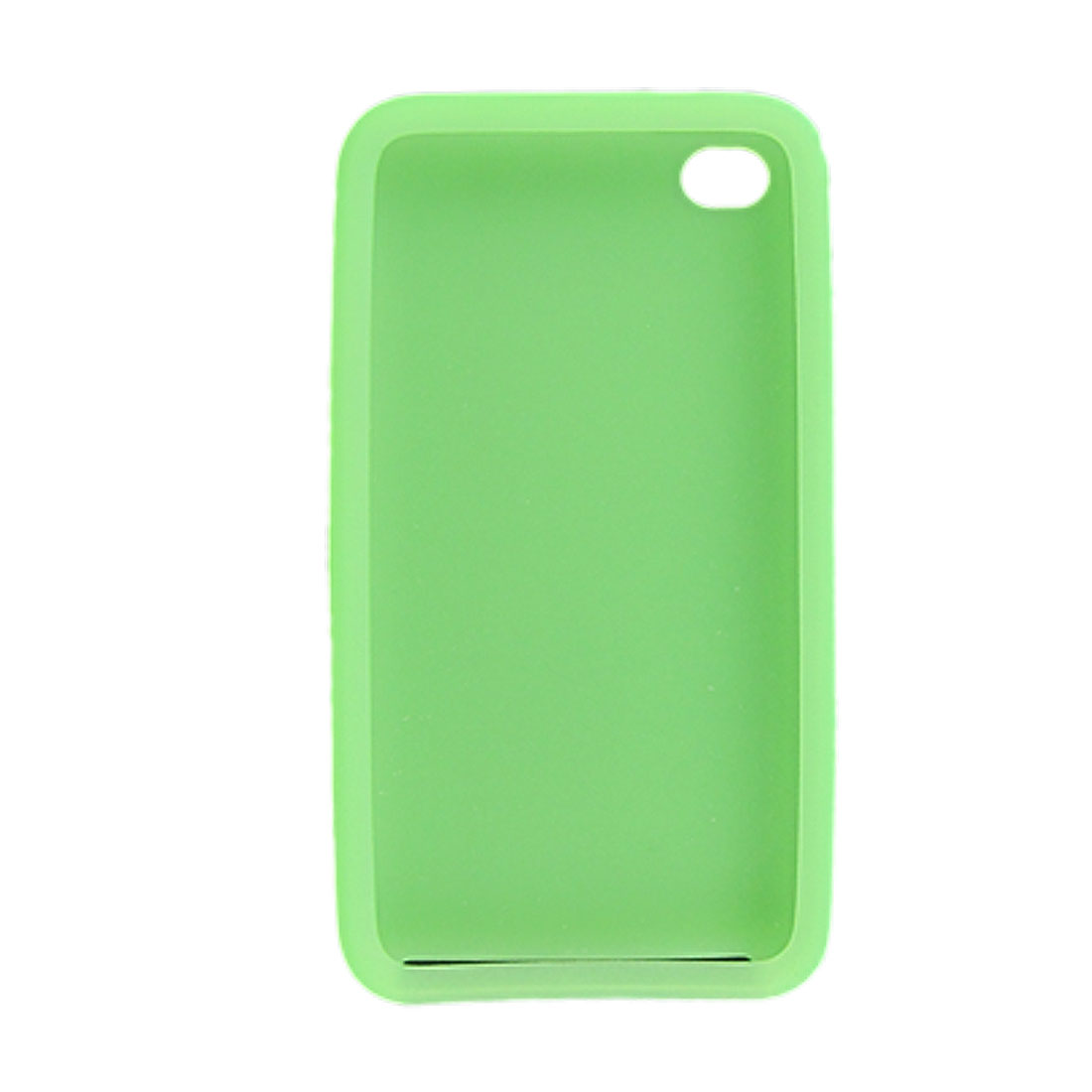 Protective Skin Green Case Soft Cover for iPod Touch 4G