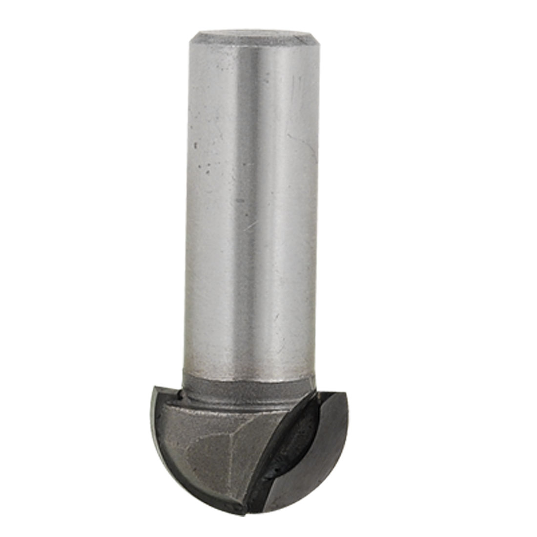 Silver Tone Steel Core Box Router Bit Cutter