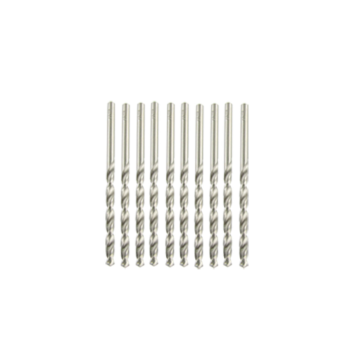 3.3mm Diameter Metal Drill Tip Straight Shank Twist Bits