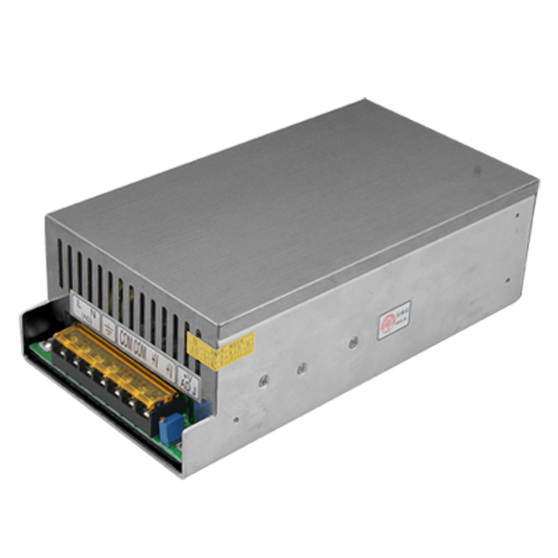 AC 110/220V DC 12V 40A 480W Regulated Switching Power Supply Driver for LED Strip Light