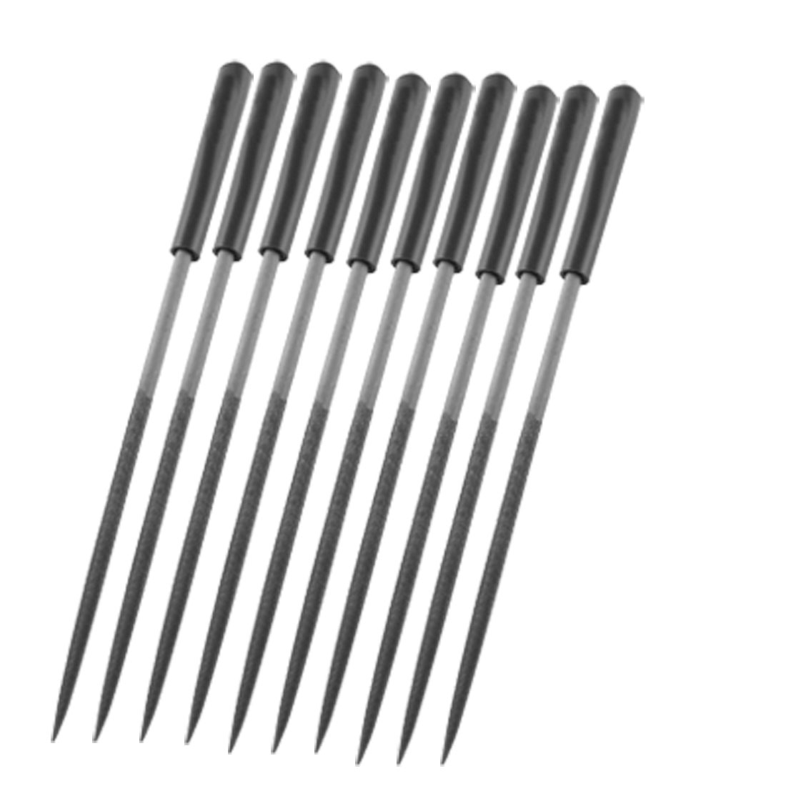 Metalsmith Artist Helpers Tool Round Needle Files 10Pcs