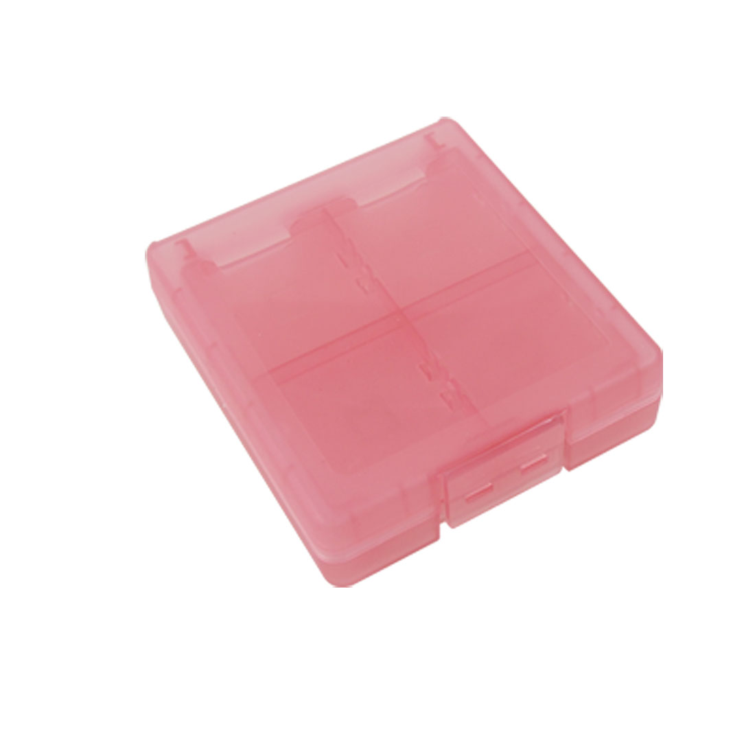 Pink 16 in 1 Game Card Case For Nintendo DS Lite NDSi