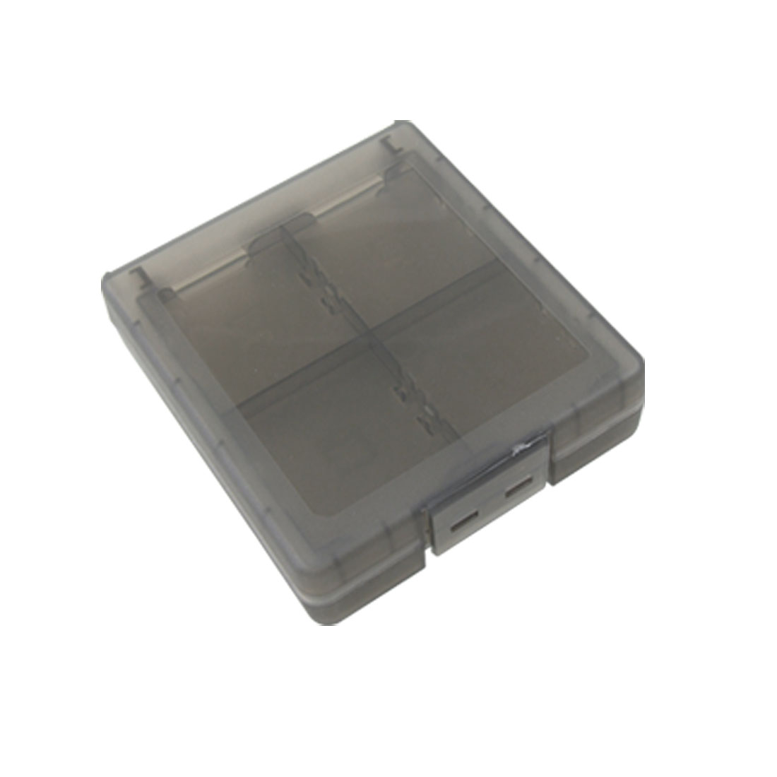 Gray Game Card Holder Box for Nintendo DS Lite NDS