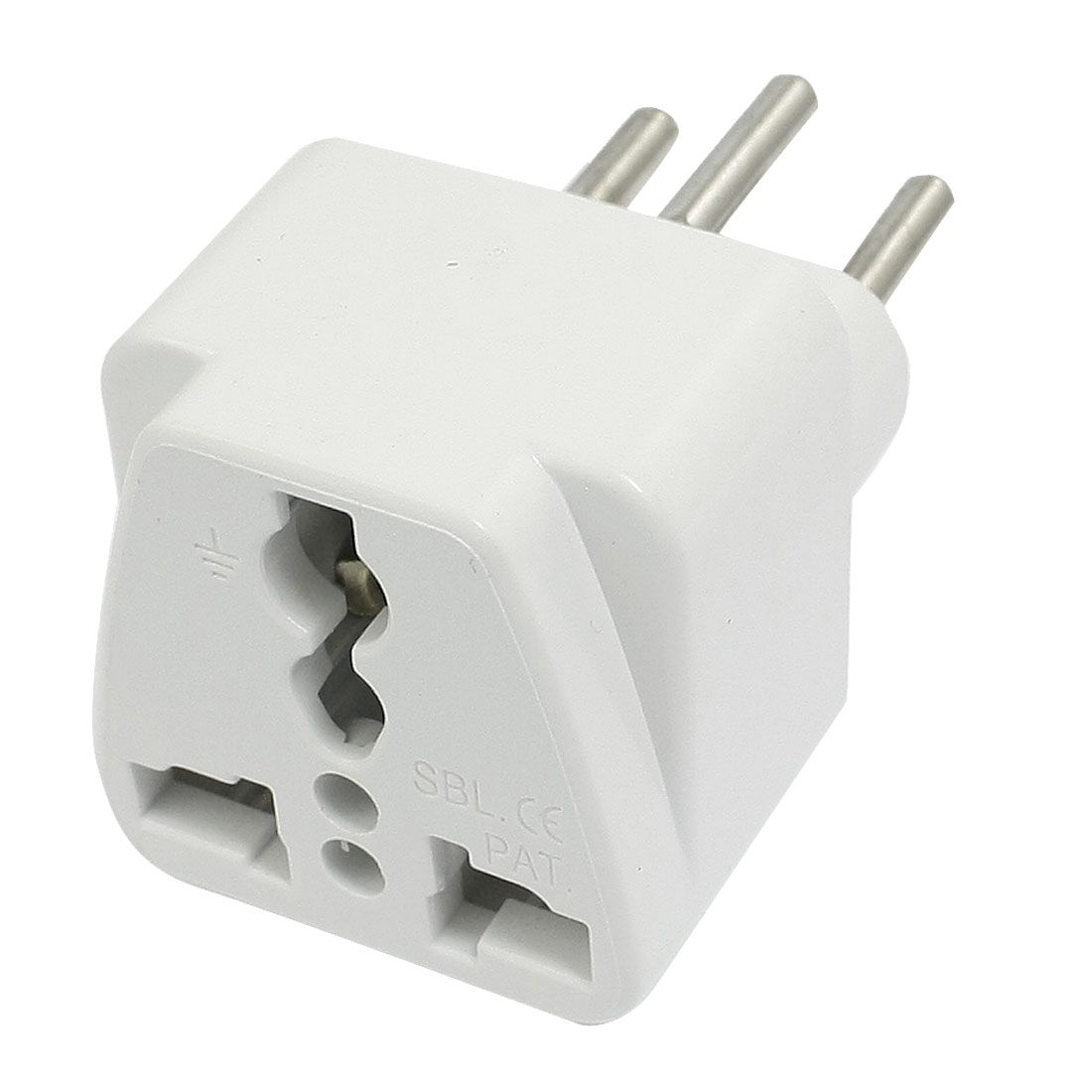 Switzerland Plug to AU UK US Outlet 250V Universal AC Power Adapter Adaptor