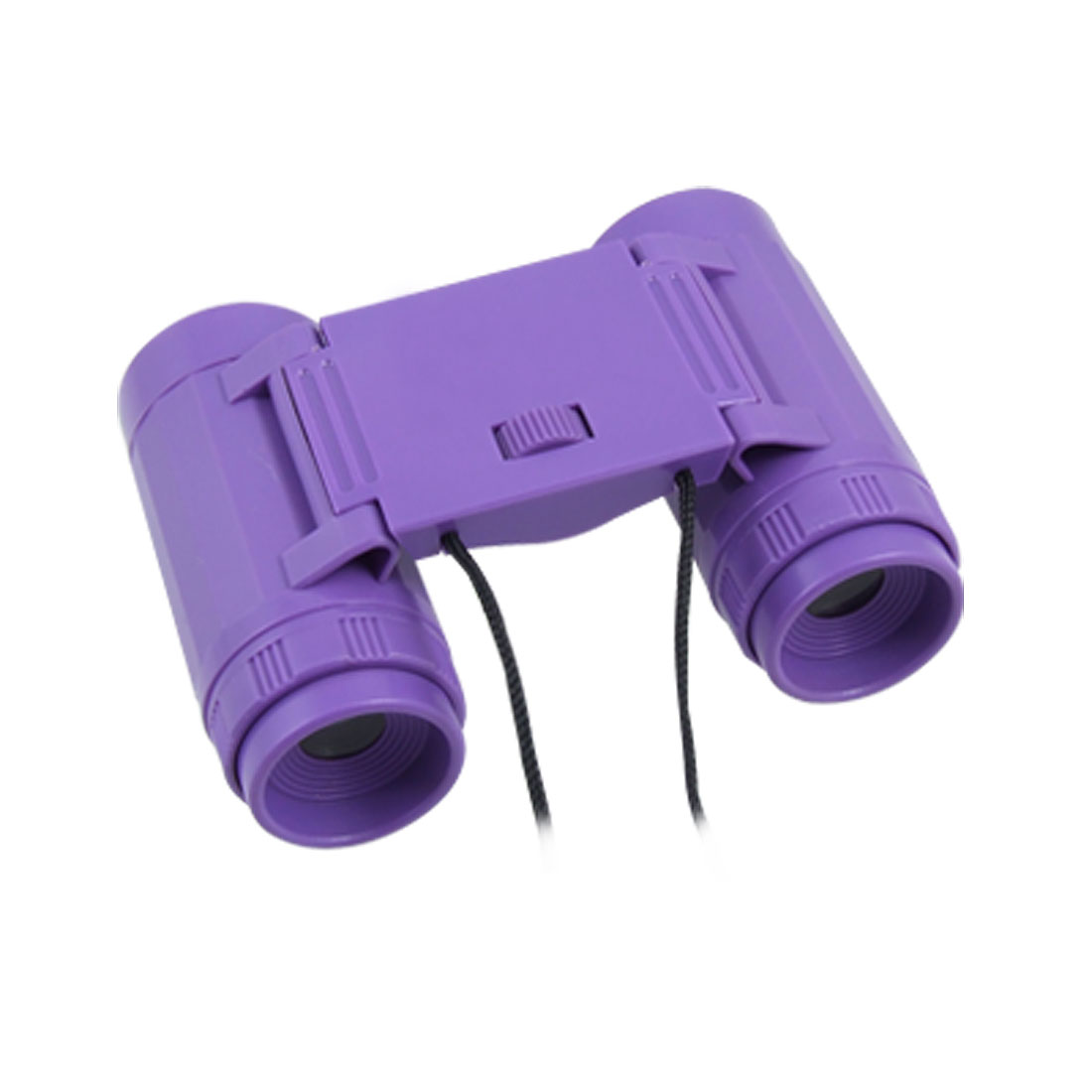 2.5X24 Binoculars Observing Purple Toy w Neck Strap
