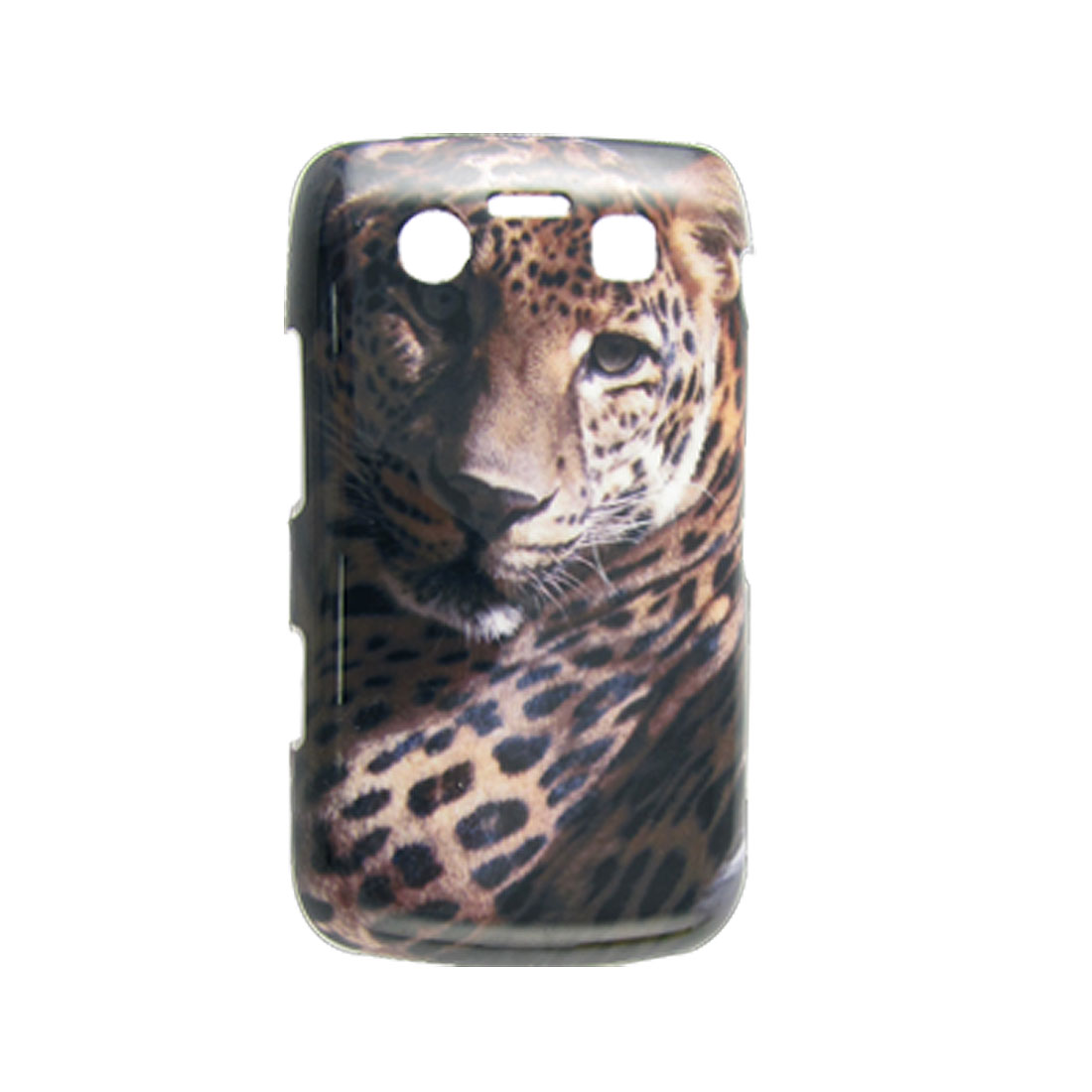Tiger Pattern Hard Plastic Back Case for Blackberry 9700 9020