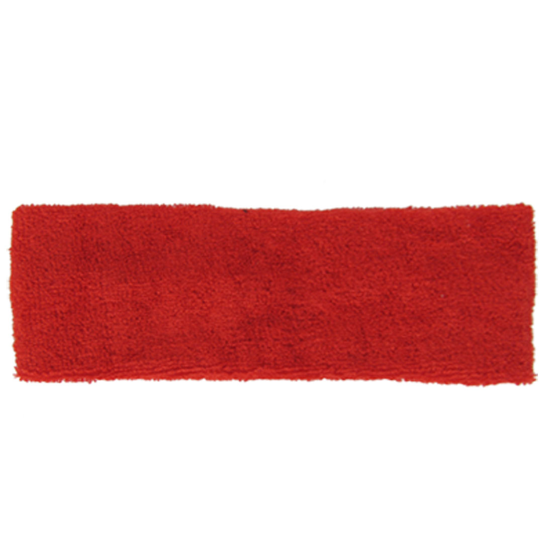 Red Sports Athletic Stretch Sweat Absorb Headband