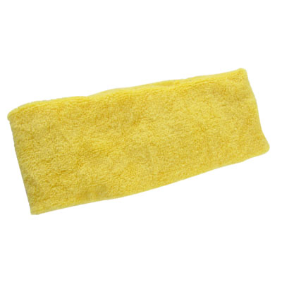 Yellow Sports Athletic Elastic Sweatband Headband