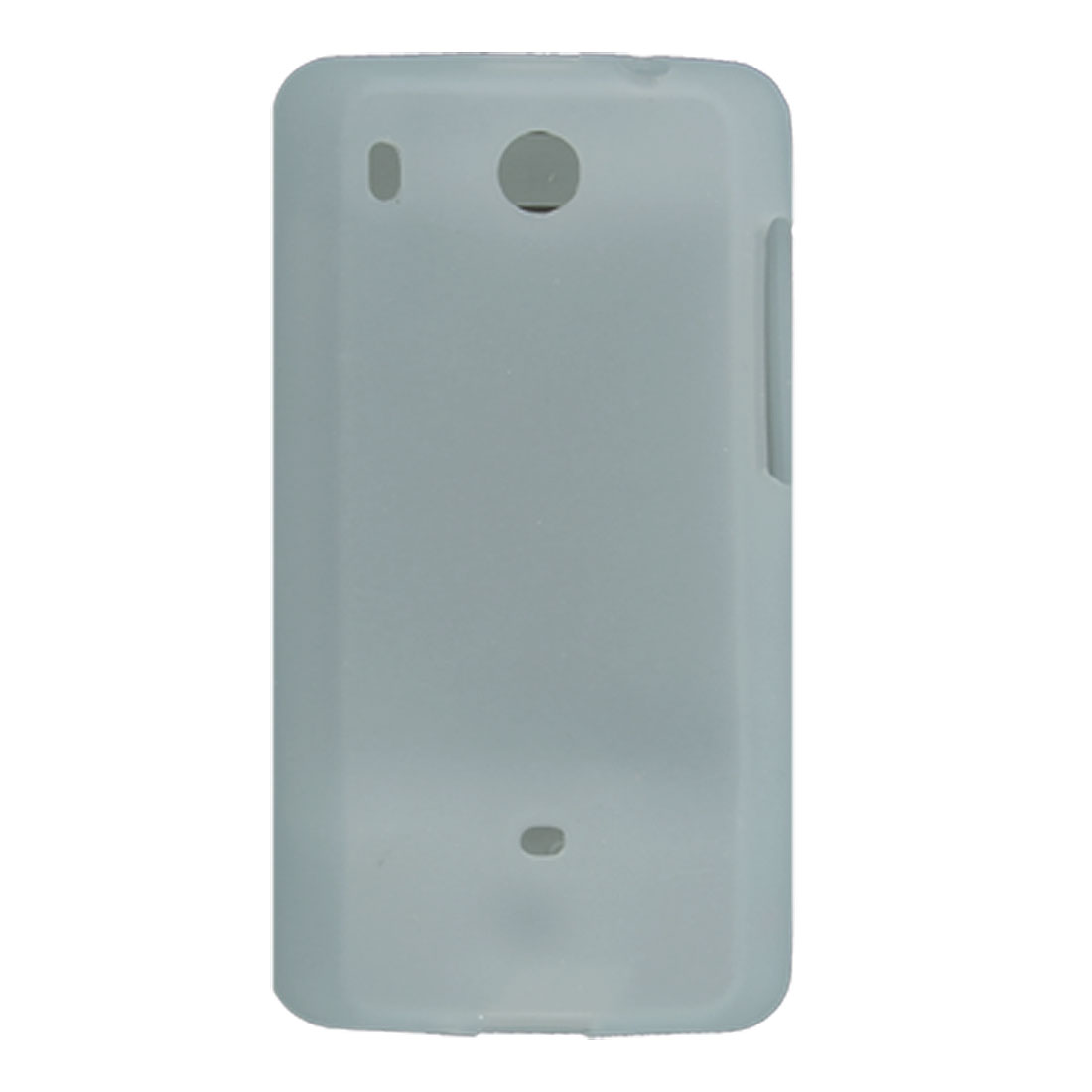 Clear Blue ilicone Skin Cover Case Guard for HTC G3 Hero