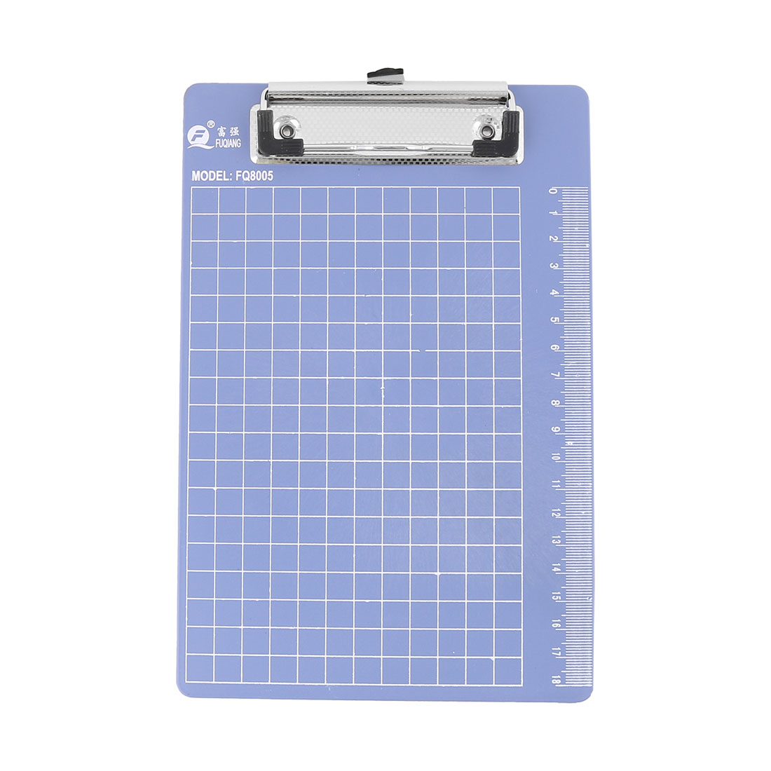 Plastic A5 Restaurant Menu Office File Paper Clip Board Clipboard Blue