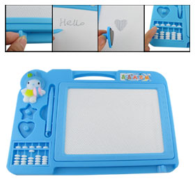 Children Intellect Reusable Magnetic Writing Drawing Board Toy