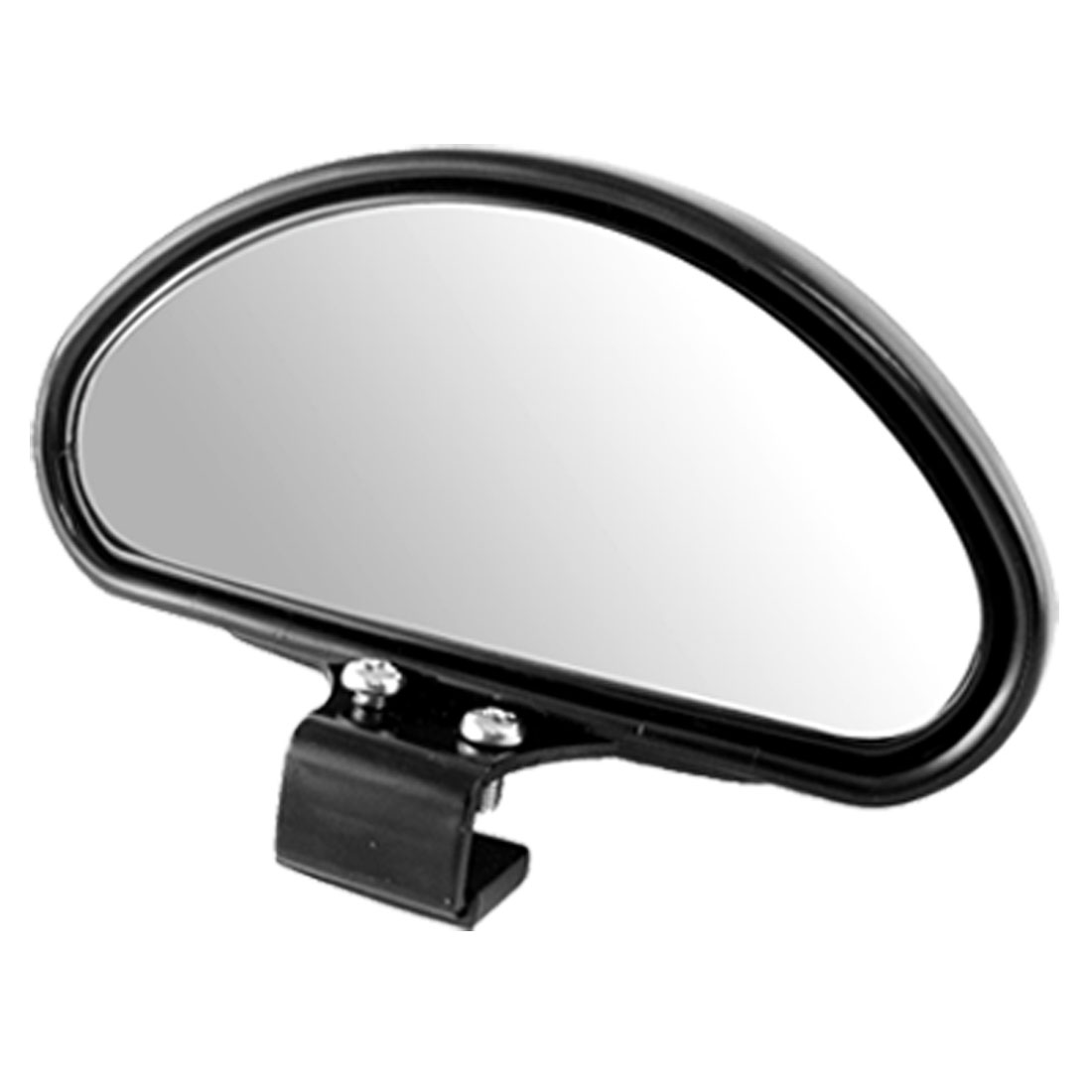 Auto Black Plastic Housing Auxiliary Blind Spot Mirror