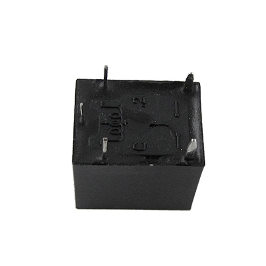 SRA-12VDC-CL DC 12V Coil 5 Pin SPDT Power Relay 20A 14V DC 125V AC