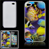 Hard Plastic 3D Fish Back Case Shell for iPhone 4 4G