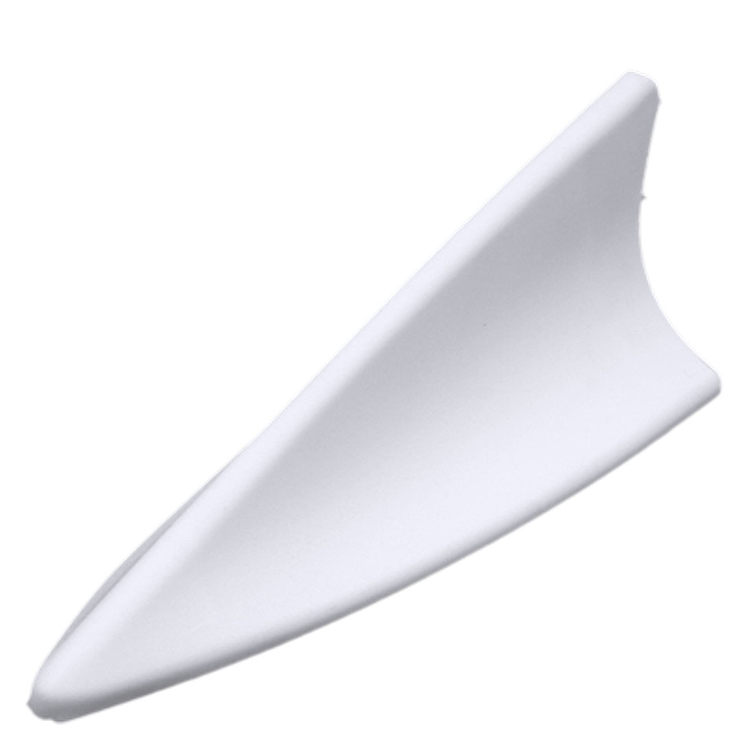 White Plastic Anti Static Car Roof Decor Earth Antenna