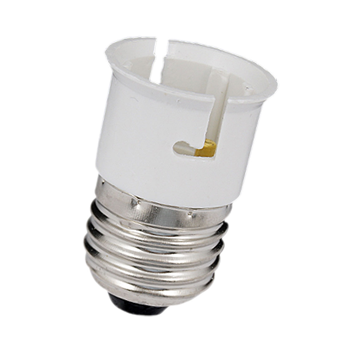 B22 to E27 Light Lamp Bulb Holder Socket Adapter Convertor