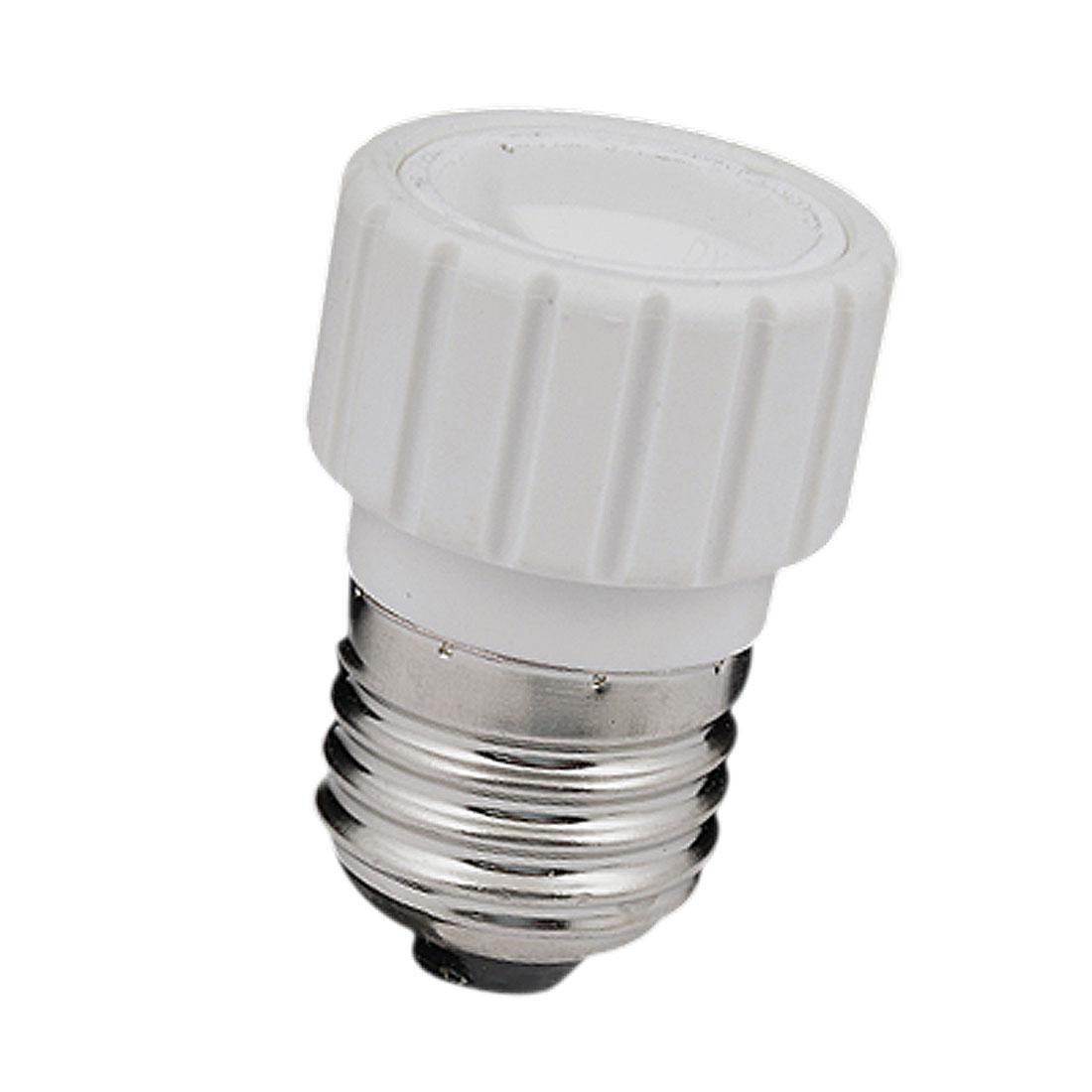 GU10 to E27 Base LED Light Lamp Holder Bulbs Socket Adapter Converter
