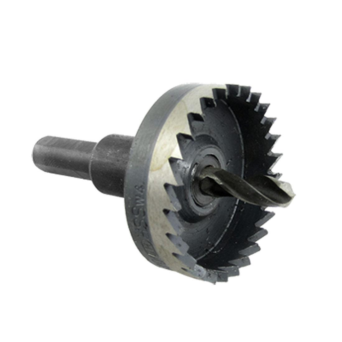 Iron Cutting Twist Drill Bit Tool 40mm HSS Hole Saw