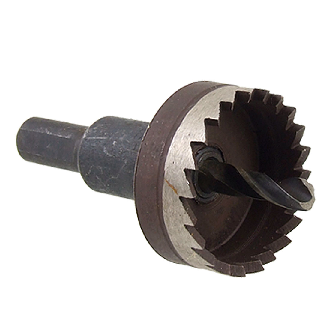 Cast Iron Cutting 35mm HSS Hole Saw Twist Drill Bit