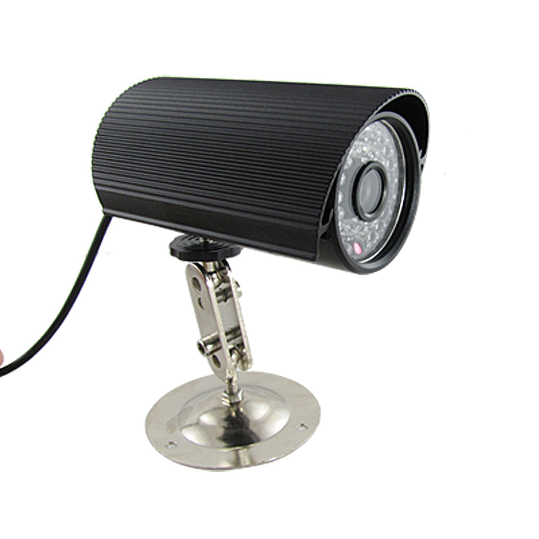 "PAL 420 TVL 37 LED 1/4"" CCD Color Infrared Camera Black"