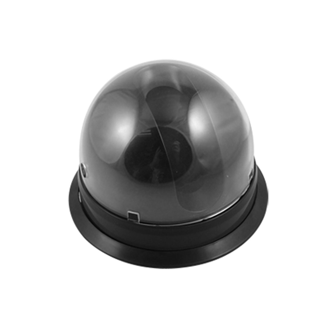 Black Plastic Housing Dome Shell Case for CCTV Security Camera