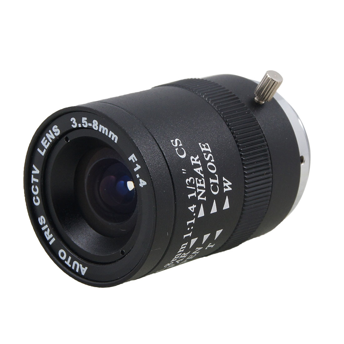 CCTV Camera Replacement F1.4 Monofocal Manual Iris Lens