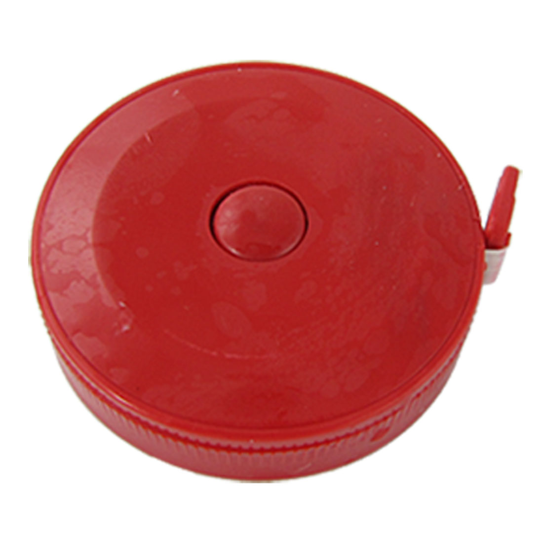 Soft Plastic 150cm Length Measuring Tape w Red Shell Case