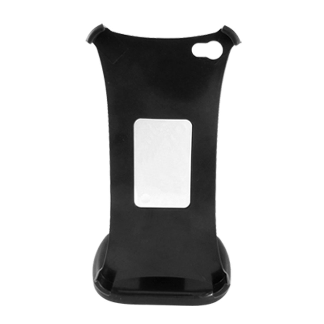 Plastic Cradle Bracket Stand Console for iPhone 4 4G Black