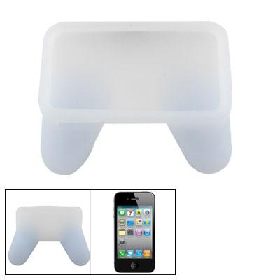 Joypad Silicone Joystick Gamepad Holder for Phone 4G Light Blue