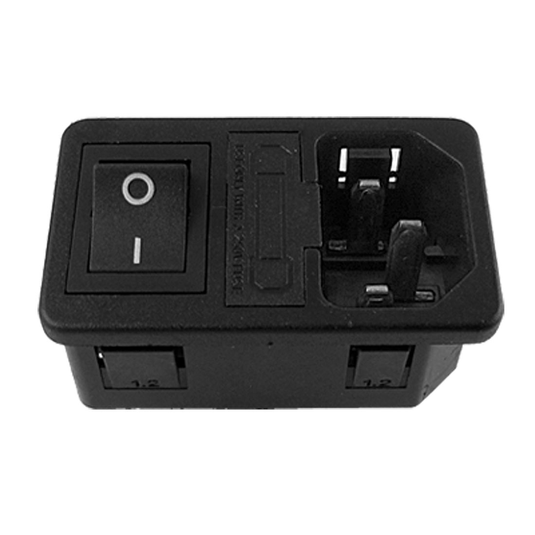 250V 10A C14 Power Supply Plug Adapter w on/off Switch