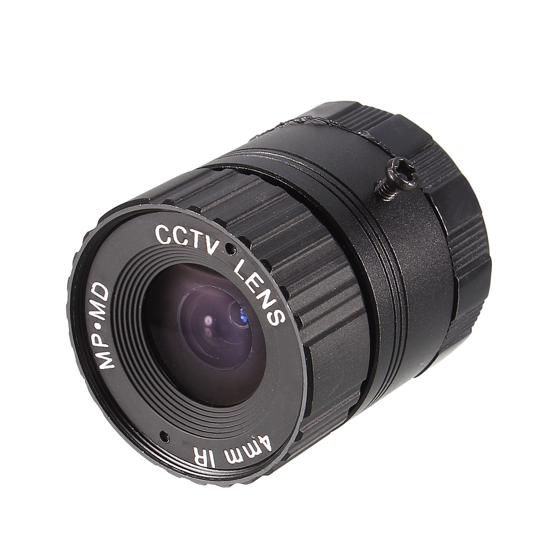CCTV Camera Replacement F1.2 4mm Monofocal Manual Iris Lens