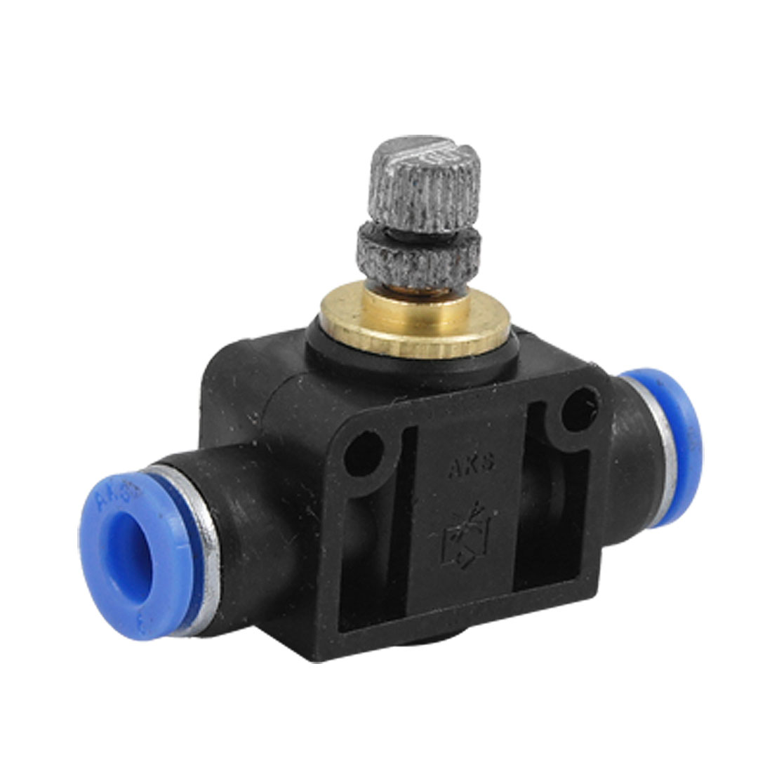 Pneumatic Air Flow Control Quick Connect Fitting 6mm