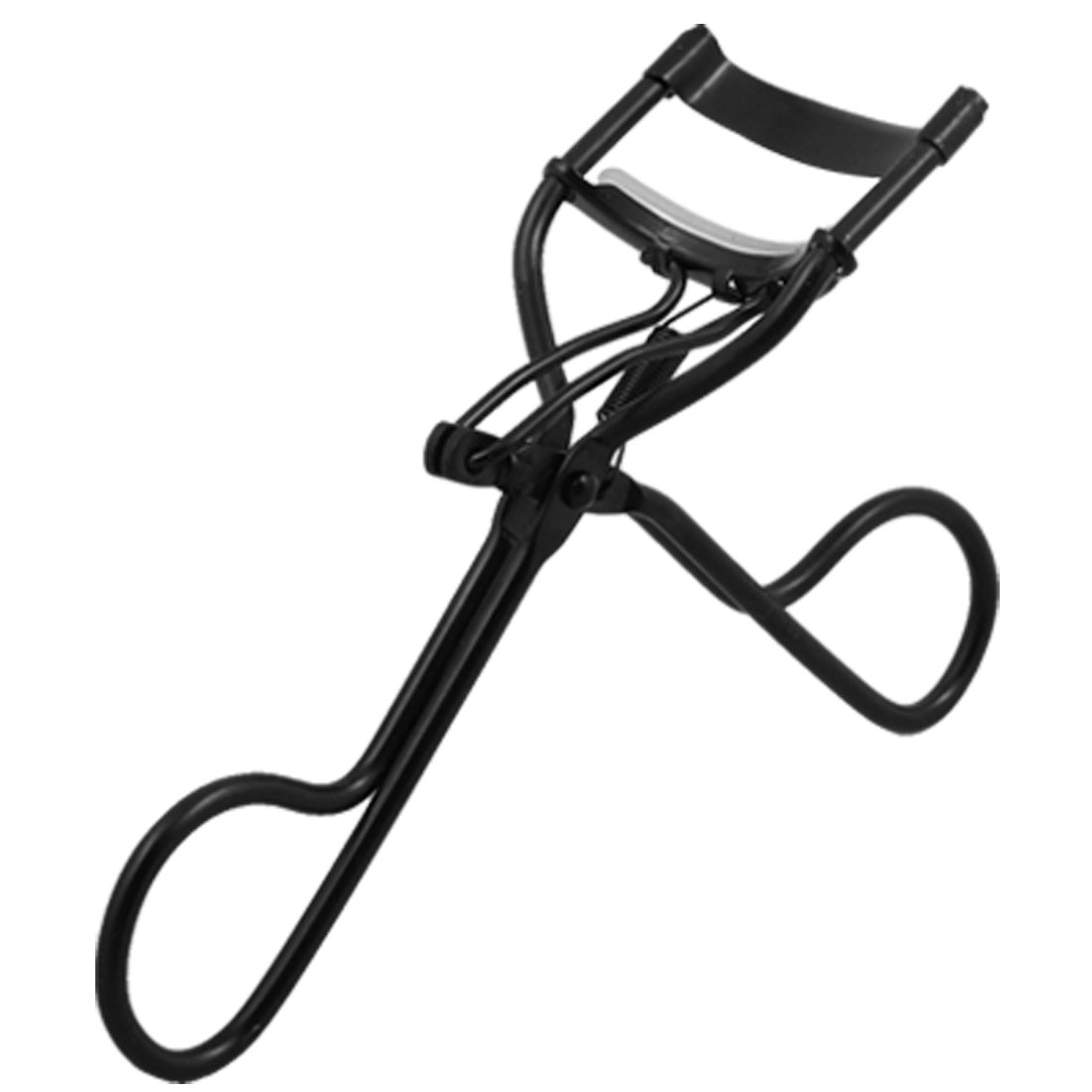 Black Metal Eyelash Eye Lash Makeup Cosmetic Curler