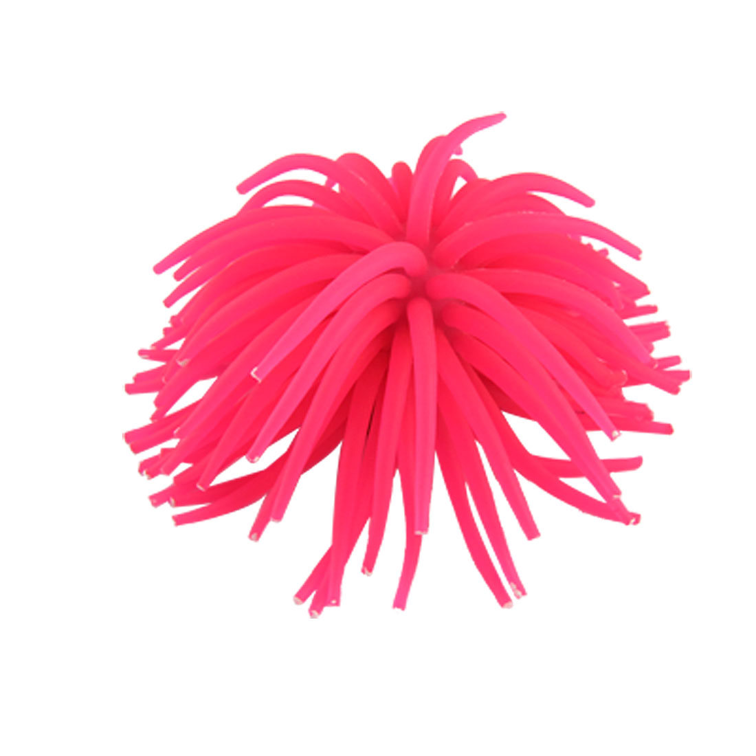 Hot Pink Coral Shaped Design Large Decorative Sea Urchins Ornament