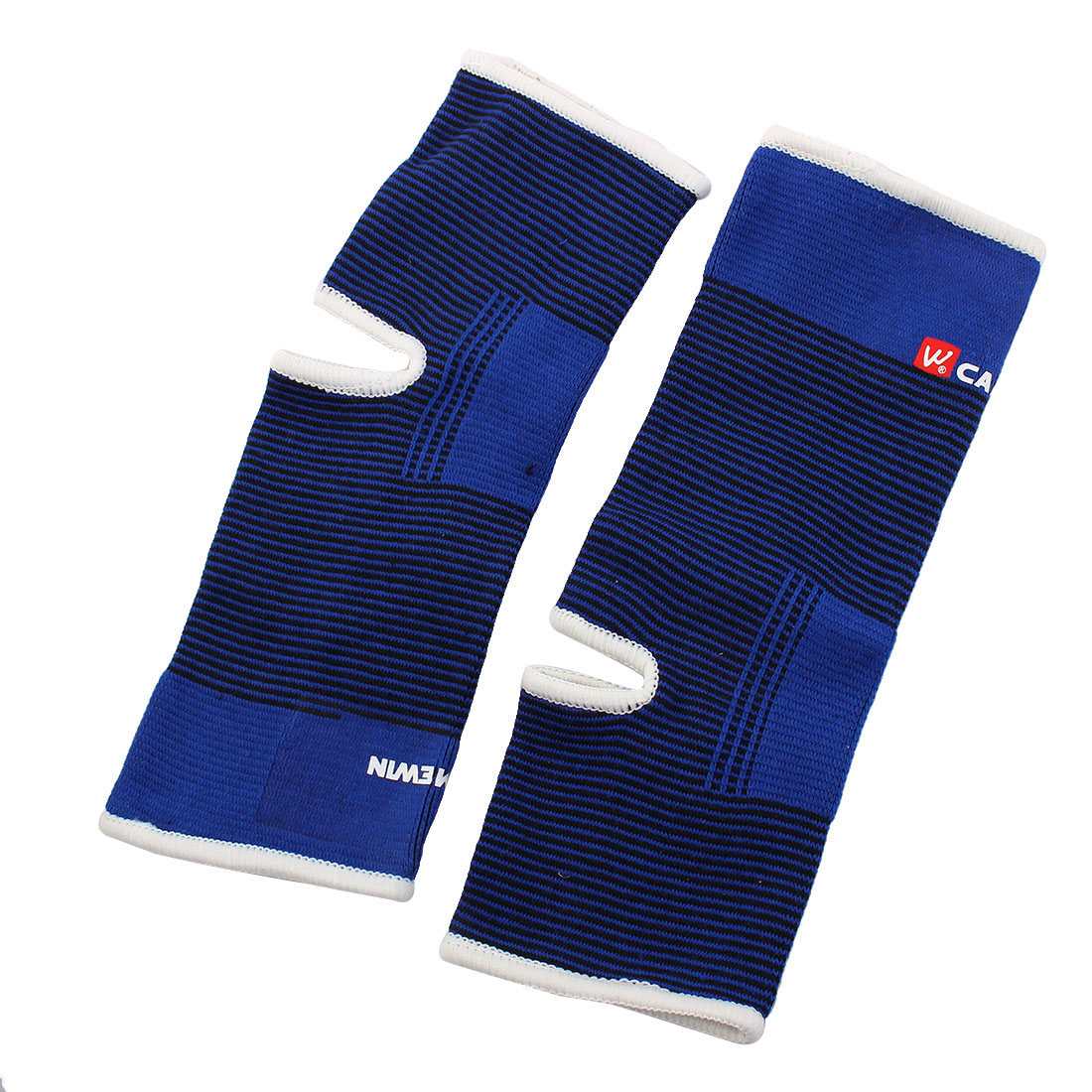 Ankle Foot Stretch Brace Pullover Sport Protector 2PCS