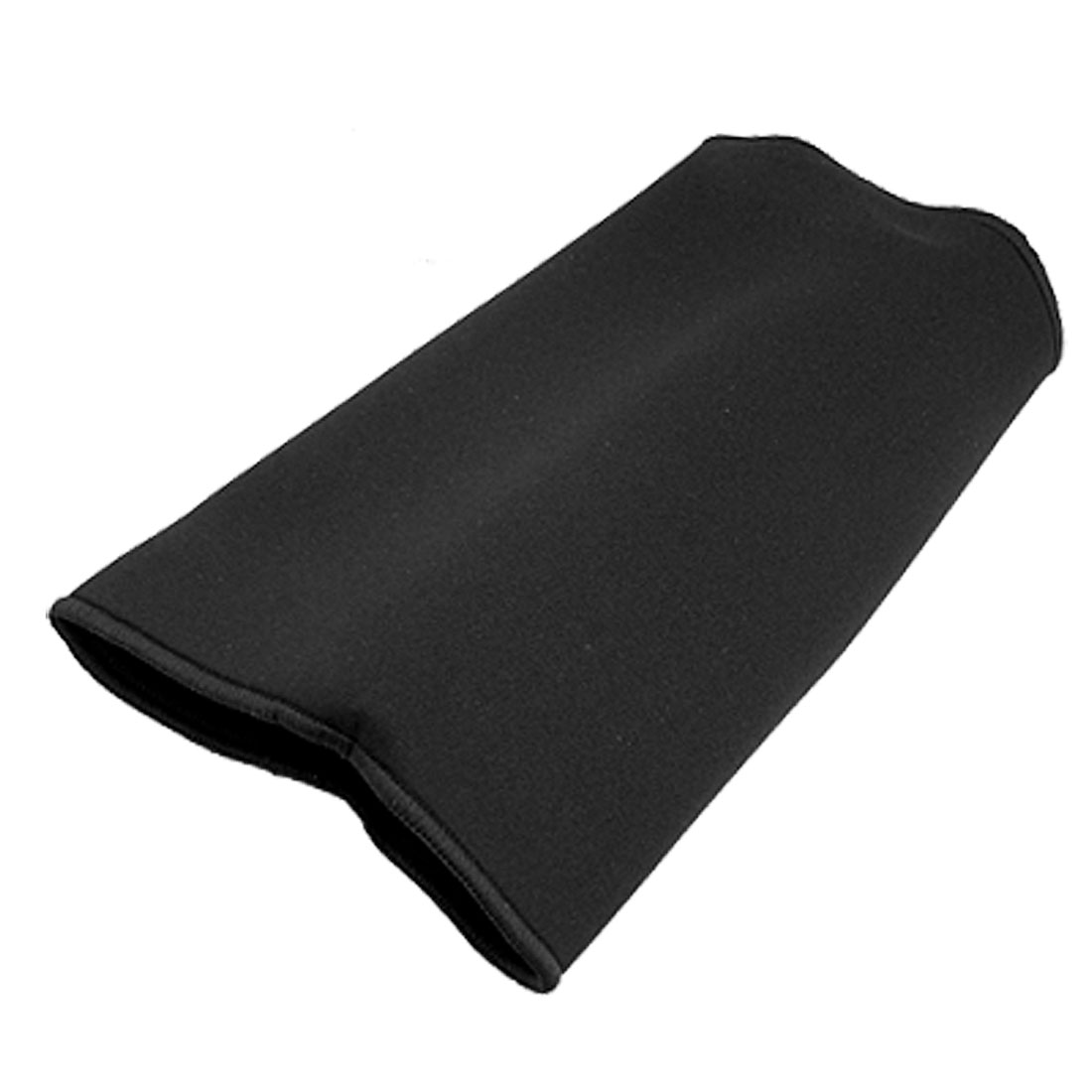 Sports Neoprene Elastic Adjustable Thigh Support Wrap Brace Band Black M