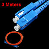 3 Meters 62.5/125 Multimode SC-SC Duplex Fiber Optical Cable