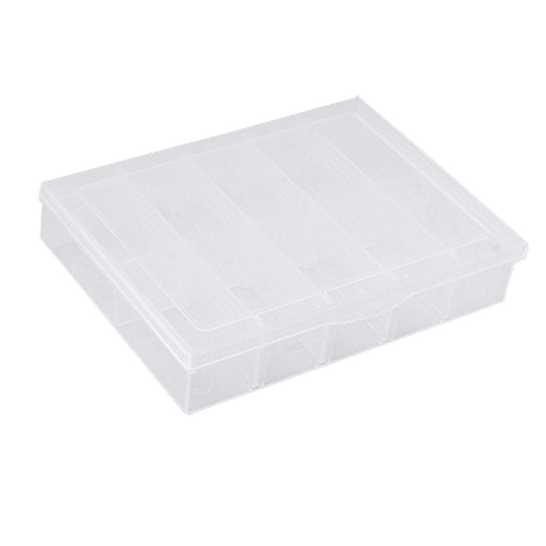 Clear Hard Plastic Case Electronic Component Holder Box