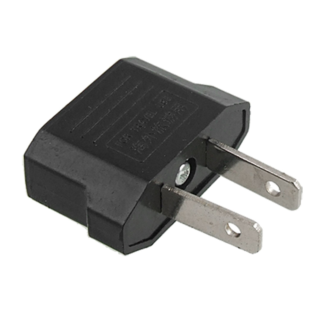 US Plug to US EU Socket Travel Power Adapter Converter AC 2.5V-250V