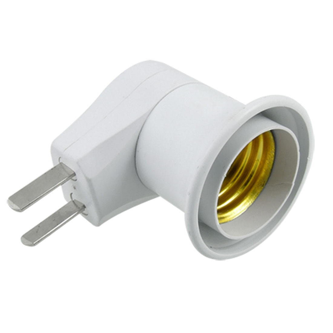 US Plug to E27 Lamp Holder Wall Switch AC 220V